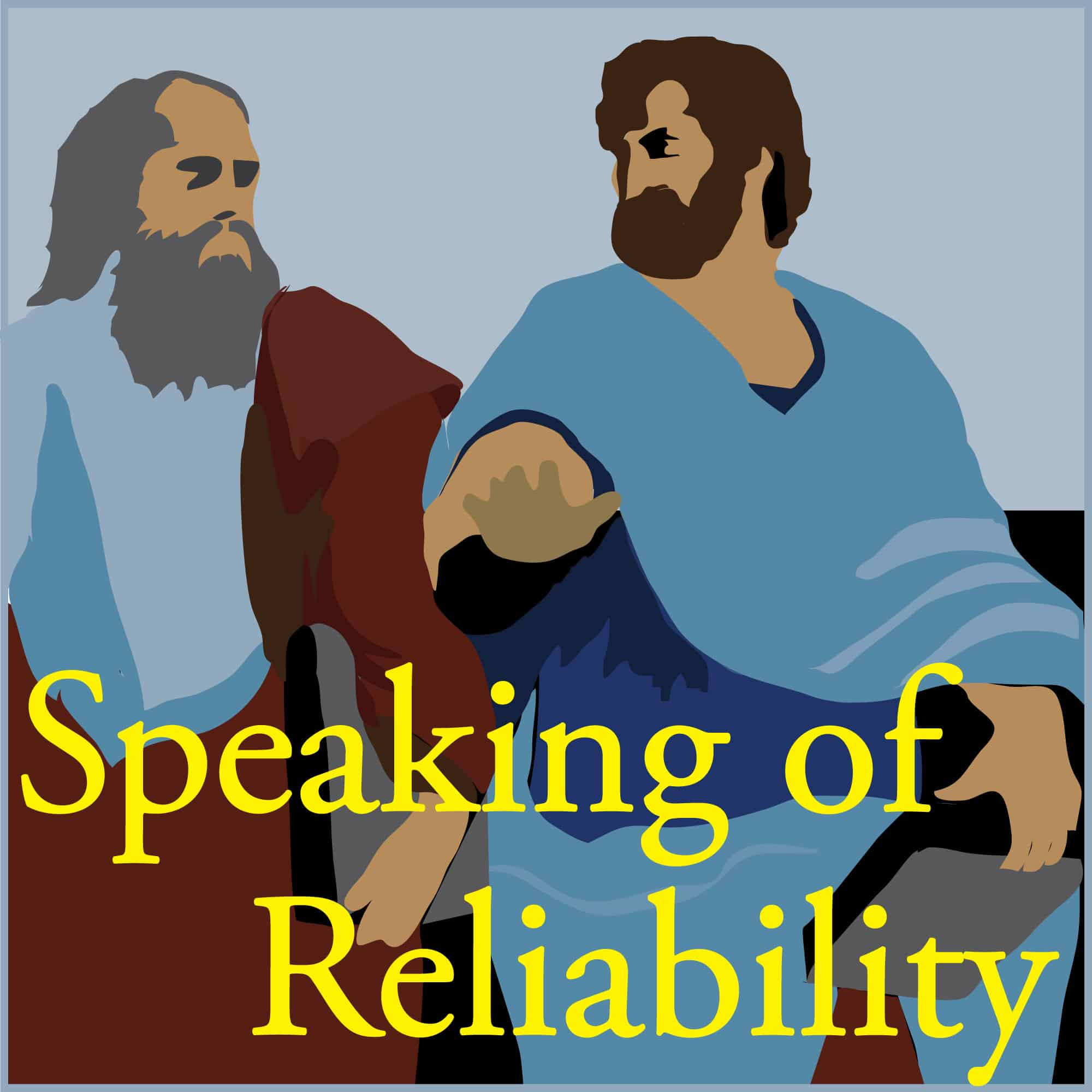 Speaking of Reliability podcast logo