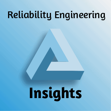 Reliability Engineering Insights article series logo
