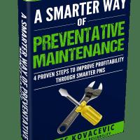 A Smarter Way of Preventative Maintenance