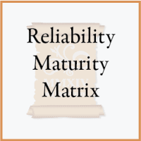Chapter 4 — Reliability Maturity Matrix