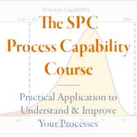 Statistical Process Control & Process Capability Course