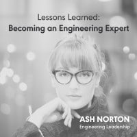 Becoming An Engineering Subject Matter Expert – Lessons Learned