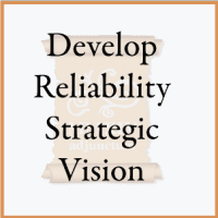Chapter 6 — Develop Reliability Strategic Vision
