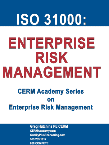 ISO 3100: Enterprise Risk Management