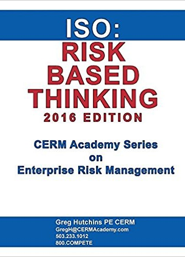 ISO: Risk Based Thinking