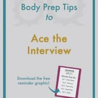 5 Tips to Ace the Interview