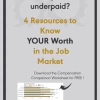 4 Resources to Know Your Worth in the Job Market