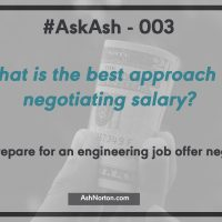 What is the Best Approach to Negotiating Salary?