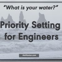 Priority Setting for Engineers