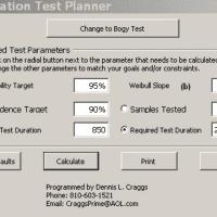 Extended Bogy Testing
