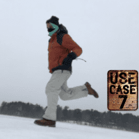 Use Case 7 Frozen Lake Running