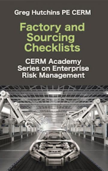 Factory and Sourcing Checklists